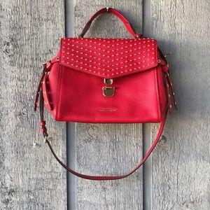 Michael Kors studded handbag NWT
